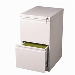 Hirsh Industries 2 Drawer Mobile Cabinet (19357) i