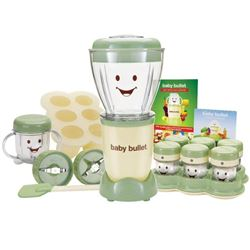 Baby Bullet Food Making System (20-Piece Blender a