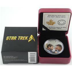 .9999 Fine Silver $20.00 Coin 'Mirror Mirror' LE/C