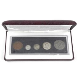 90th Anniversary Coin Set 1908-1998 - 'Antique' Co
