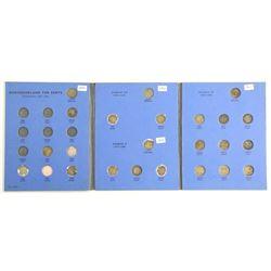 Estate - NFLD Ten Cent Coins 22pcs