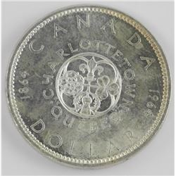 1964 CAD Silver Dollar