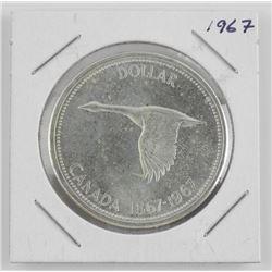 1967 CAD Silver Dollar