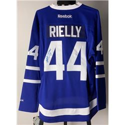 Morgan Rielly TML Jersey Signed w/coa.