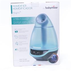 Babymoov Hygro Plus 3-in-1 Humidifier- Multicolore