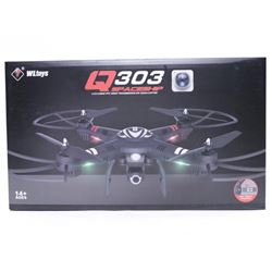 Q303 Spaceship Drone 4 Channel 5.8 GHZ R/C Quadcop