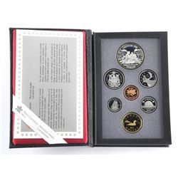 1989 RCM Proof Coin Set