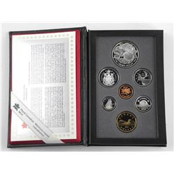 1996 RCM Proof Coin Set