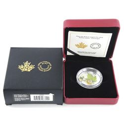.9999 Fine Silver $20.00 Coin 'Little Creatures, SNAIL' 'Murano Glass' (SER)