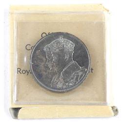 Rare RCM Medal 50 Cent Original Case 'Silver'