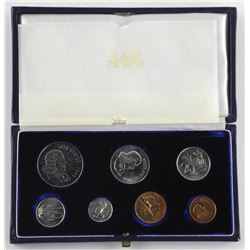 1966 South Africa Mint Set