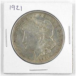1921 Silver US Morgan Dollar