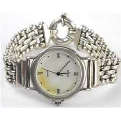 Estate 925 Sterling Silver Watch