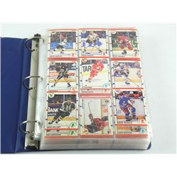 Binder Lot - Estate Score 1990 Hockey Card Collection