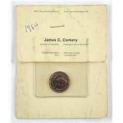 1984 Penny - James C. Corkey RCM - Master
