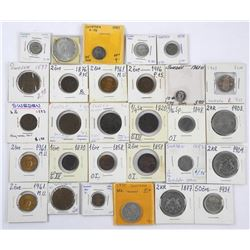 Estate Lot - Coins of Sweden