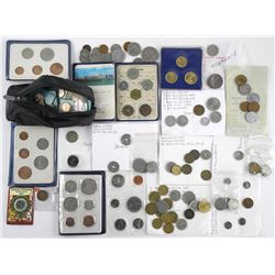 Estate - BAG Lot Mixed Coins etc