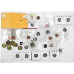 Estate Mixed Bag Coins etc