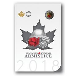 2018 ARMISTICE Coin Set with Display Folio