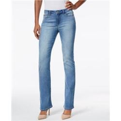 Calvin Klein Jeans Women's Modern Bootcut Jean- Marshy Rain- 33/16 Regular