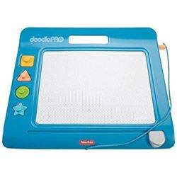 Fisher-Price Slim Doodle Pro- Blue