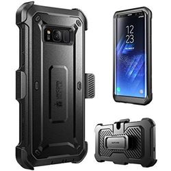SUPCASE Samsung Galaxy S8 Plus Case- Full-body Rugged Holster Case Without Screen Protector for Gala