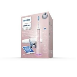 Philips Sonicare DiamondClean Smart Rechargeable Electric Toothbrush with 4 Brushing Modes- 3 Brushh