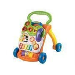 VTech Sit-to-Stand Learning Walker (Frustration Free Packaging - English Version)