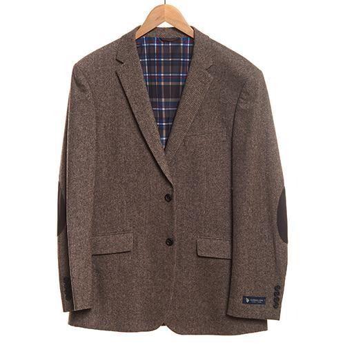 Mens Wool Blend Sport Coat U.S Polo Assn