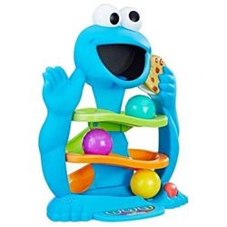 Sesame Street Animals & Figures Cookie Monsters Drop & Roll