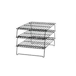 Wilton Excelle Elite 3-Tier Cooling Rack for Cookies- Cakes and More