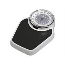 Salter Professional Analog Mechanical Dial Bathroom Scale- 400 Lb. Capacity