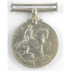 1914-1918 Napoleon III France Silver Medal