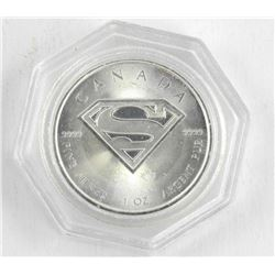 'Superman' Shield 1oz ASW 2016 $5.00