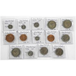Estate Lot Coins of New Zealand