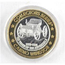 Casino Windsor .9999 Silver $20.00 Coin, Collector