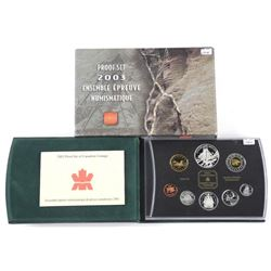 RCM 2003 Proof Coin Set .999 and .925 SilveråÊ