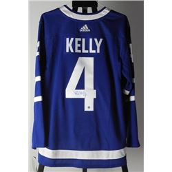 Red Kelly (TML) Jersey PRO Signed with C.O.A.