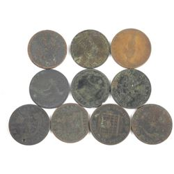 Estate Lot (10) Breton Tokens