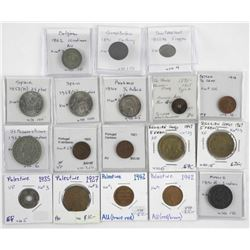 Estate Lot of World Coins - US Catalogue $411 USD.