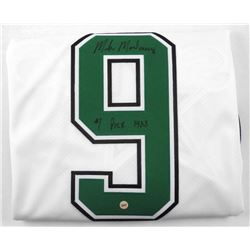 Mike Madano (Stars) Jersey Signed with C.O.A. 1994