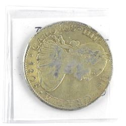 Mexico 1808 M TH 8 Reales KM#109 Scarce