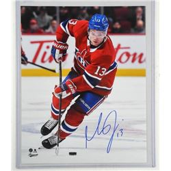 Max Domi (MONT) 8x10 Signed