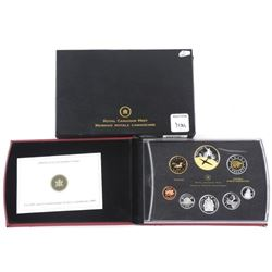 RCM Proof Coin Set 2009 -ξ