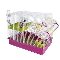 Ferplast CAGE LAURA Hamster Cage- Wide Playing Are