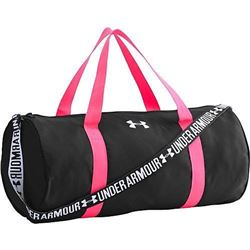 Under Armour Girls' Favorite Duffle- Black (001)/W