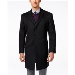 Kenneth Cole REACTION Men's Raburn Wool Top Coat-
