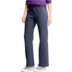Hanes Women's Petite-Length Middle Rise Sweatpants