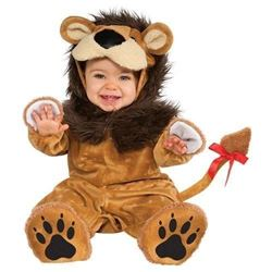 Rubies Costume Cuddly Jungle Lil Lion Romper Costu
