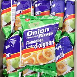 Nongshim NS20211 Onion Rings- 1000-Kilogram